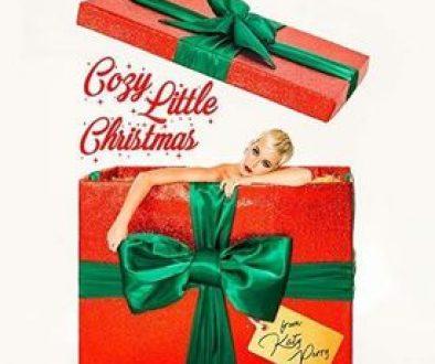 Katy Perry cozy little christmas chords & lyrics