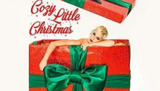 Katy Perry cozy little christmas chords & lyrics