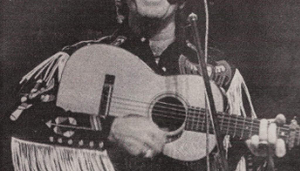 Marty Robbins - A Little Spot In Heaven
