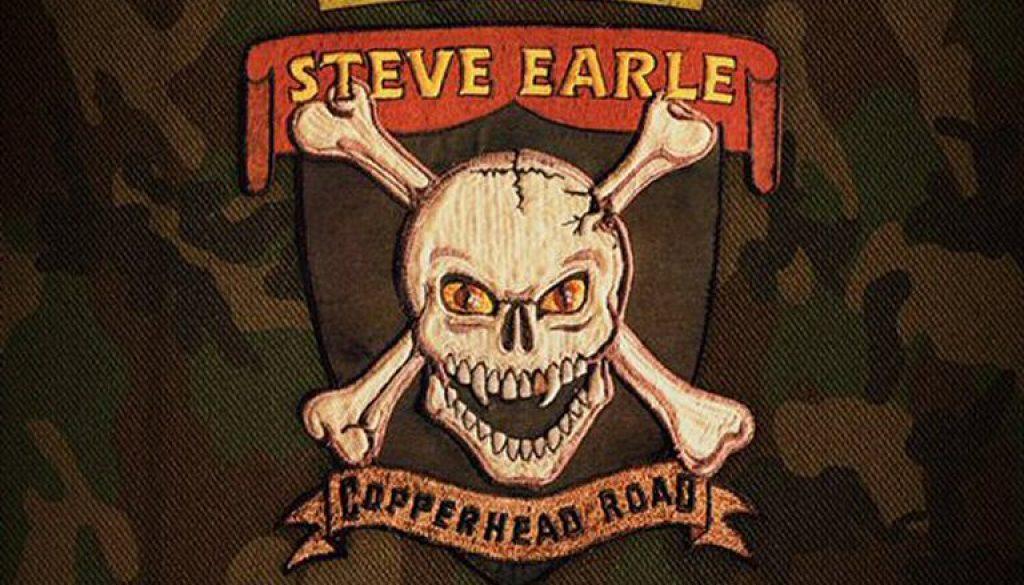 Steve Earle - Cooperhead Road chords
