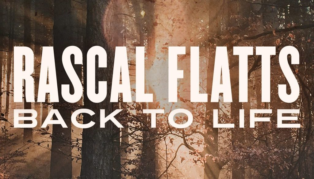 Rascal Flatts - Back To Life Piano & Ukulele Chord Progression and Tab