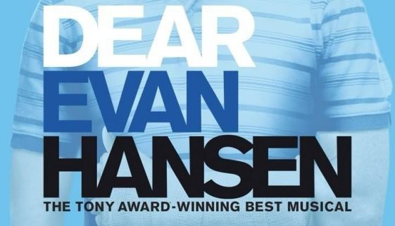 Dear Evan Hansen - Hiding In Your Hands chords