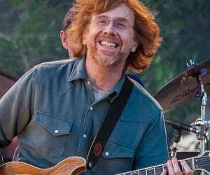 Trey Anastasio chords on yalle