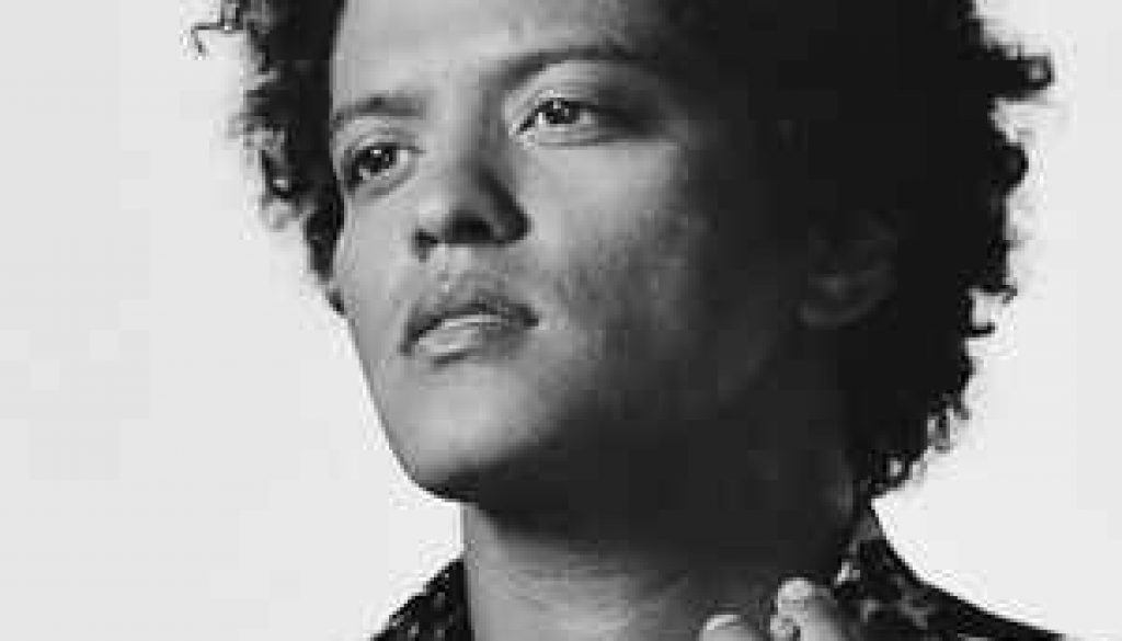 Bruno Mars Chords