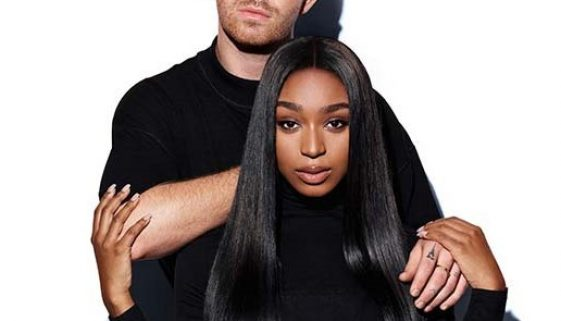 Sam Smith & Normani Dancing With A Stranger chords