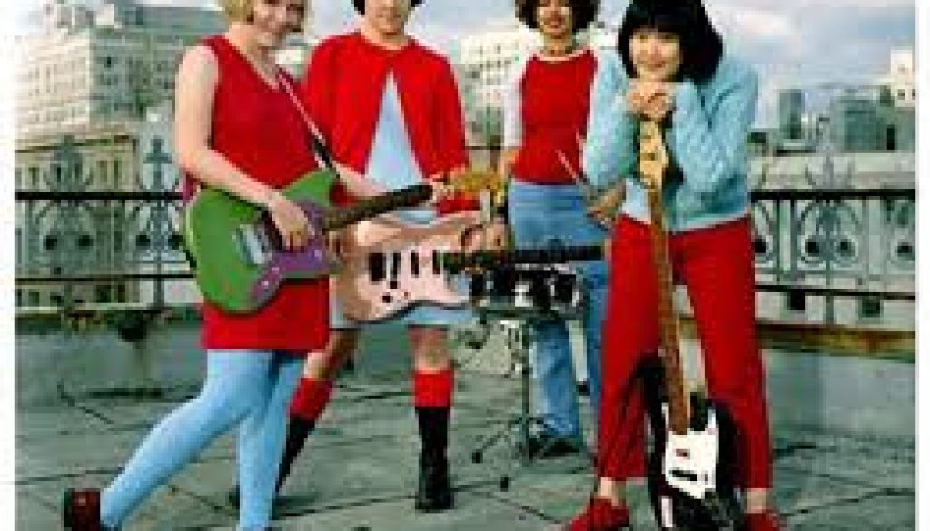 CHORDS: All Girl Summer Fun Band - NEW I TOWN Piano
