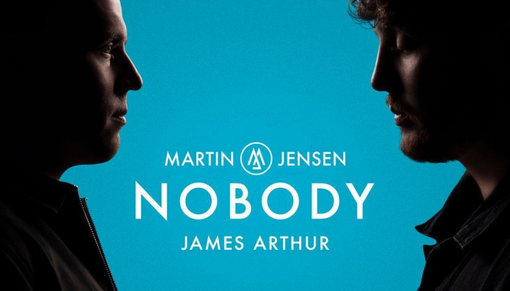 Martin Jensen & James Arthur chords