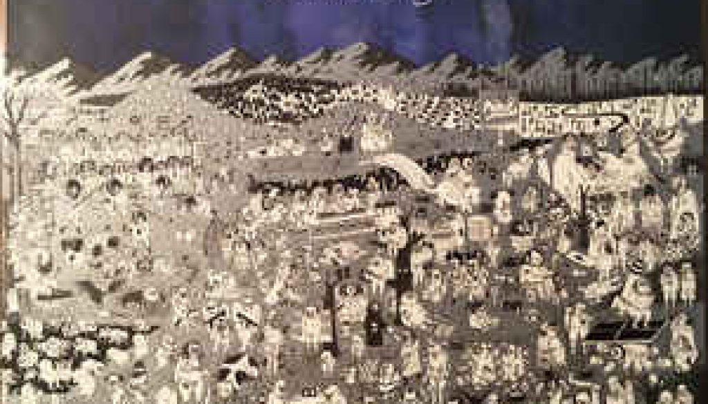 CHORDS: Father John Misty - Pure Comedy album Piano