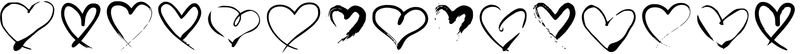 BM Graphics Hearts