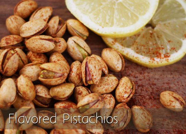Pistachio Bags