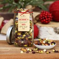 1 lb. Mason Jar of Debbie's Gourmet Mix