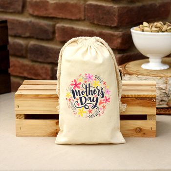 14 oz Mother's Day Bag Roasted & Salted Pistachios