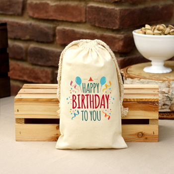 14 oz Birthday Bag Roasted & Salted Pistachios