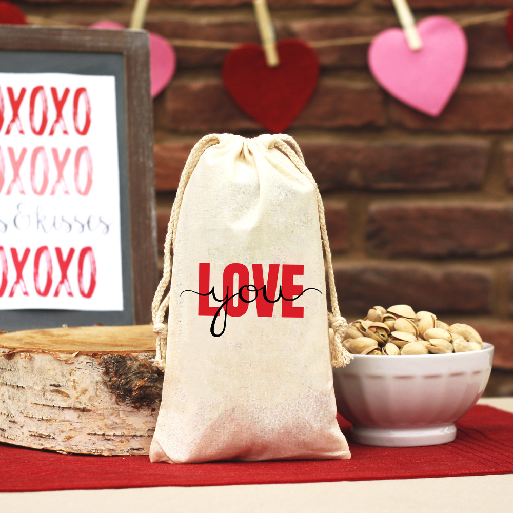 14 oz Valentine Bag Roasted & Salted Pistachios