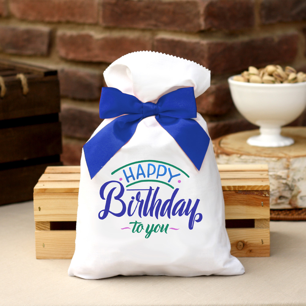 2 lb Birthday Bag Roasted & Salted Pistachios