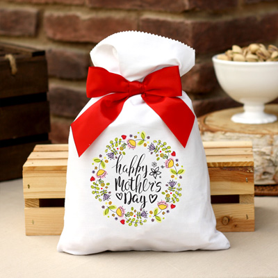2 lb Mother's Day Bag of Roasted & Salted Pistachios