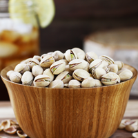 25 lb. Roasted & Salted Pistachios