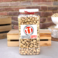 4 lb Corporate Jug Roasted & Salted Pistachios