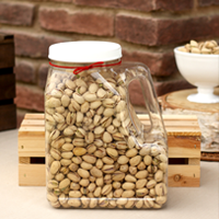 4 lb Jug Roasted & Salted Pistachios