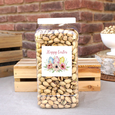 4 lb. Easter Jug of Roasted & Salted Pistachios