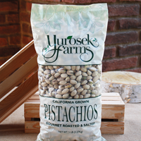 5 lb Bag Roasted & Salted Pistachios