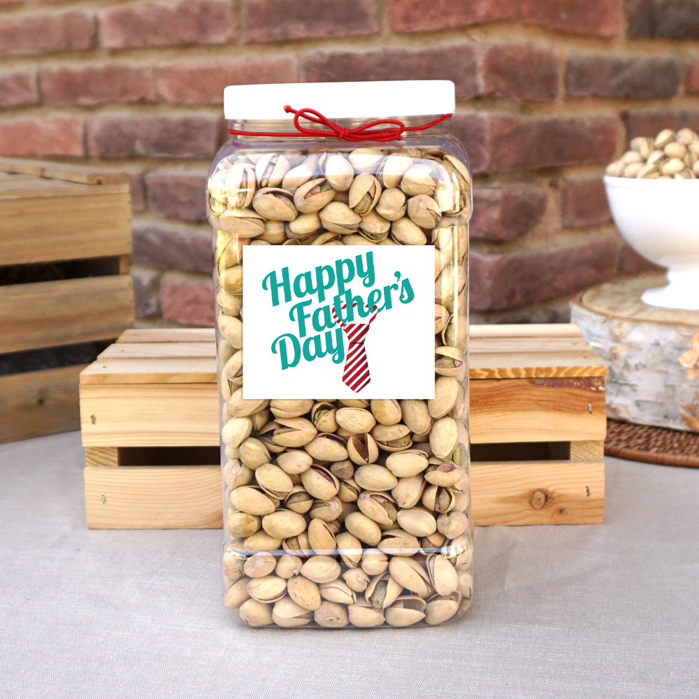 56 oz Father's Day Jug of Roasted & Salted Pistachios