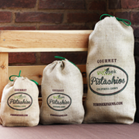 Burlap & Holiday Bags