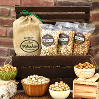 All Pistachio Gift Basket