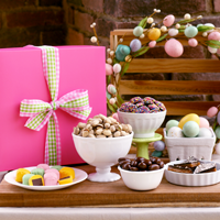 Pink Easter Gift Box