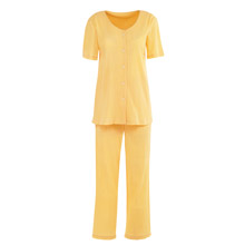 Easy Wear Gauze Travel Pant Set