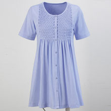Beaded Smocked Tunic