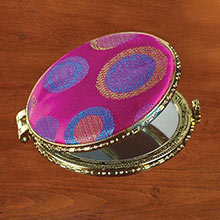 Dots Double Mirror Compact