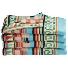 Mesa Fleece Blankets & Accessories