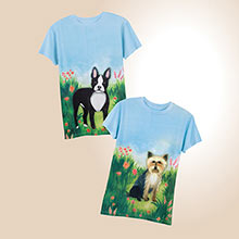 Best Friends Dog Tee