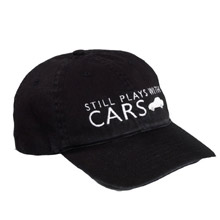Still Plays With Cars  Cap