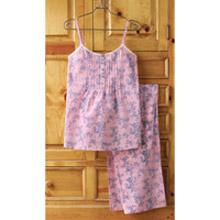 Cotton Toile Pyjamas