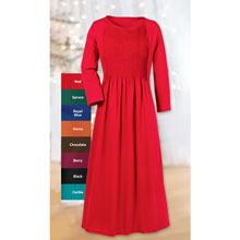 Neat Pleat Dress