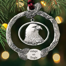 Adopt an Animal Ornament - Eagle