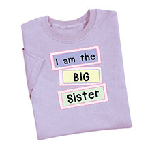 Big Sister Youth Tee