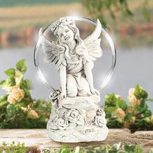 Solar Garden Fairy