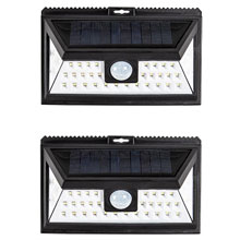 36 LED Solar Lights
