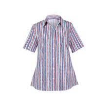 Multi-Coloured Striped Shirt