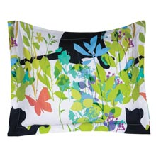 Cats in the Garden Duvet Set & Accessory