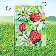 Little Lady Garden Flag