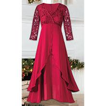 Effortless Evening Dress