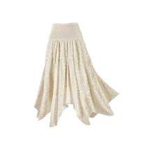 Stylish Lace Skirt