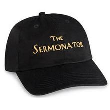 Know It All, Sermonator Cap