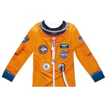 Role Model Tees for Toddler Astronaut