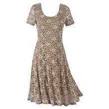 Latté Lace Dress