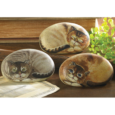 Cat Paperweight